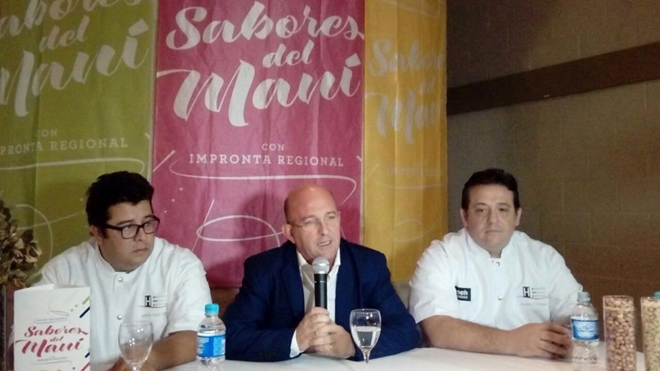 COBERTURA ESPECIAL: SE LANZÓ LA 4° EDICIÓN DEL SABORES DEL MANÍ
