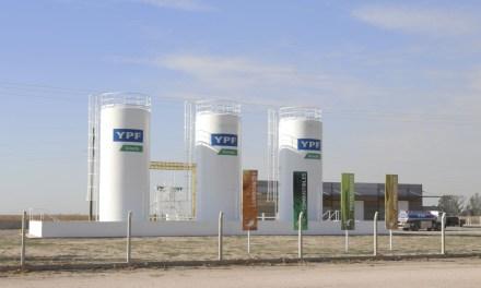 COTAGRO  distribuidor exclusivo de YPF Directo en La Carlota