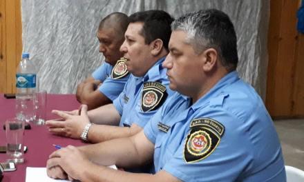 Intentan instalar un puesto policial en el Espinillal