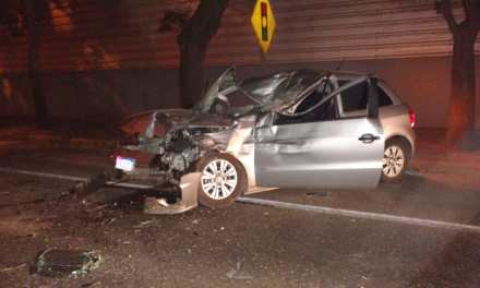 Grave accidente en Gral. Deheza