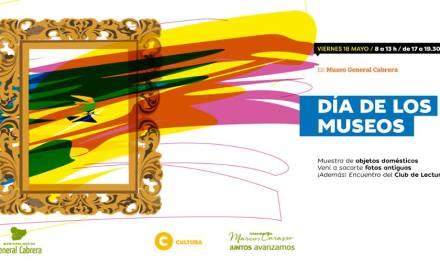 Cabrera abre las puertas del Museo