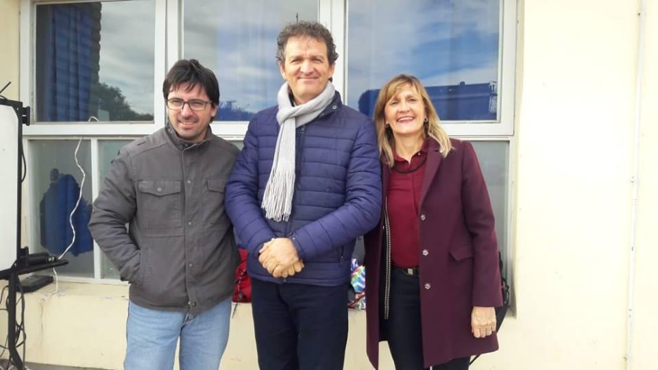 Acto Aniversario Instituto Secundario Jerónimo Luis de Cabrera 67 años