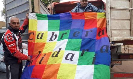 Cabrera Solidaria viaja hacia Los Juries con más de 20 mil prendas