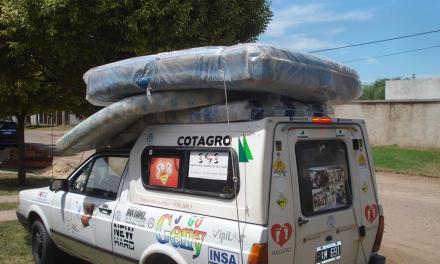 Cabrera Solidaria: Apareció el transporte que necesitaban