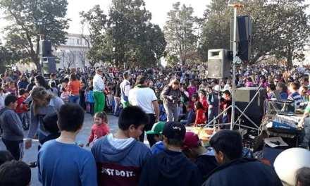 Cabrera – Multitudinario festejo Día del Niño