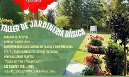 Taller de Jardinería en Tarantasca