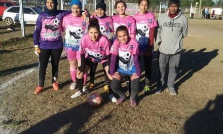 Amistoso Fútbol femenino Escuela Municipal de Deportes
