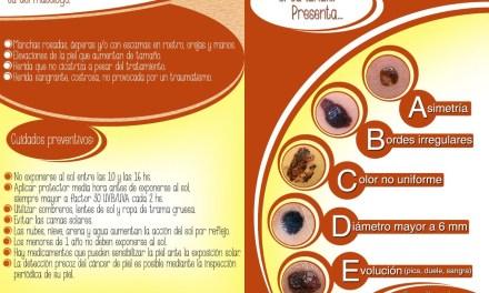 15 Campaña de prevención de cáncer de piel