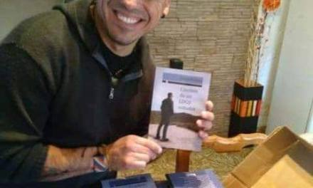 Ariel Molina presenta «Cuentos de un Loco Soñador»