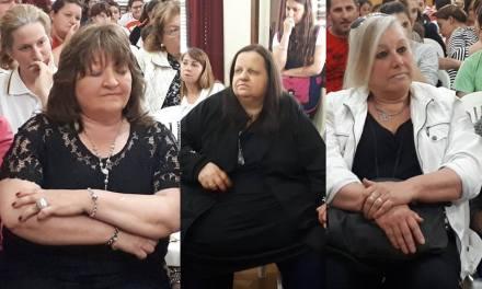 Despedida de docentes y festejo día del maestro en escuela Emilio F. Olmos