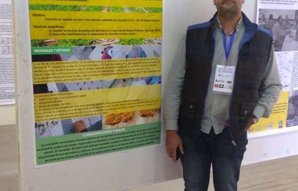 El IPEA 291 en el Congreso Internacional de Ciencias Agropecuarias