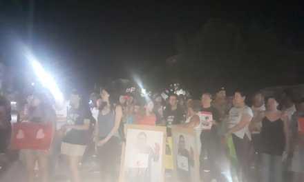 Ni una menos: Marcha pidiendo justicia  por Agostina