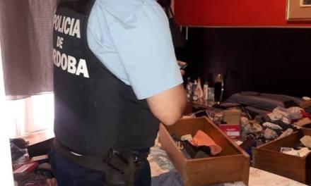 GENERAL DEHEZA-VIOLACIÓN DE DOMICILIO.