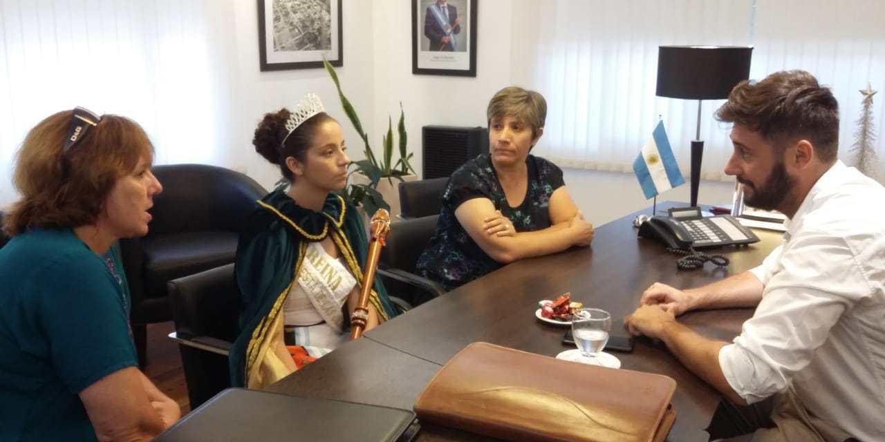 GENERAL DEHEZA -FIESTA PROVINCIAL DE LAS COLECTIVIDADES 2019