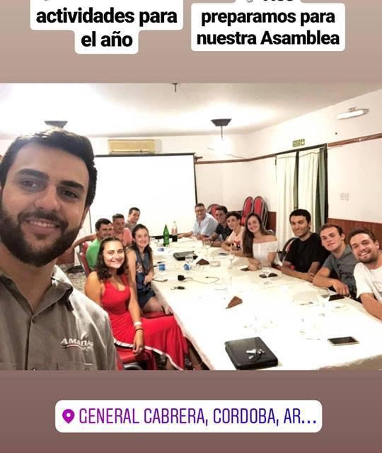 PLANIFICACIÓN DE ACTIVIDADES Y ASAMBLEA ANUAL – JUVENTUD MATEO BARRA