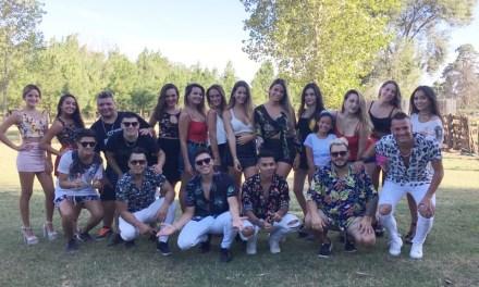 Bailarinas de Atahualpa en el nuevo videclip de Banda XXI