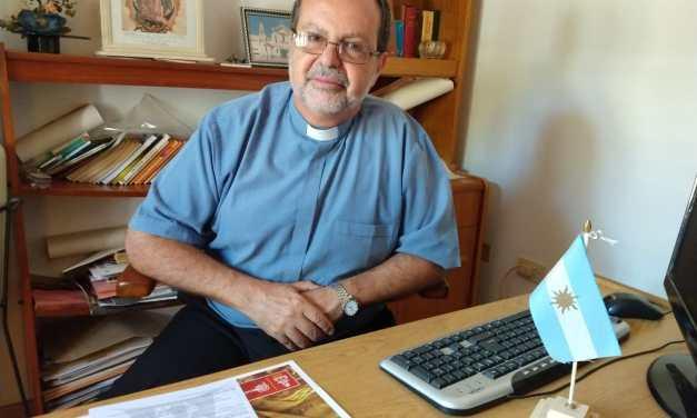 El Padre Jorge Soldera, cumplió 2 años en la ciudad