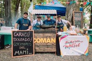 LOS COCINEROS DE COMAN SE PRESENTAN EN LAS VARILLAS