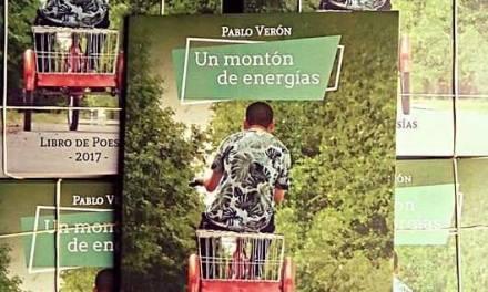 PABLO VERÓN PRESENTA LA 3° EDICIÓN DE SU LIBRO EN RÍO IV