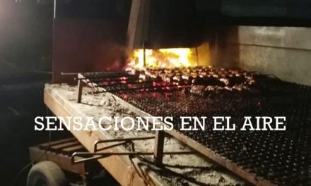 Bomberos rindió balance de la cantina acto Esperando el 2 de Abril