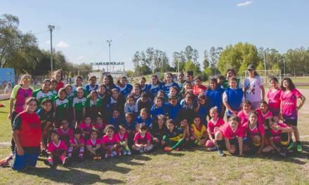 Encuentro Municipal de Fútbol Femenino
