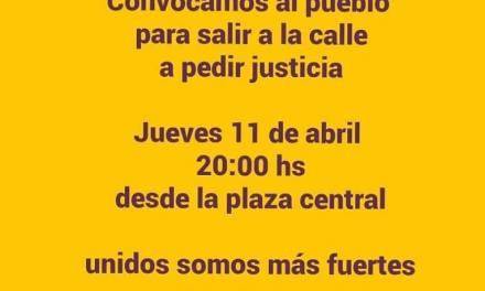 Marcharán pidiendo justicia