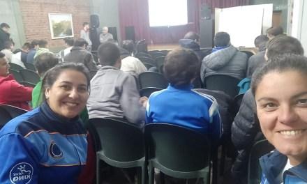 CUATRO MUJERES REALIZAN EL CURSO DE DT E INSTRUCTOR INFANTIL EN RÍO IV
