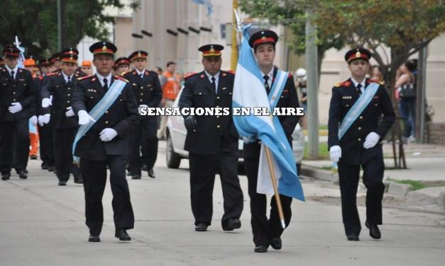 BOMBEROS FESTEJA EL DÍA NACIONAL DEL BOMBERO VOLUNTARIO