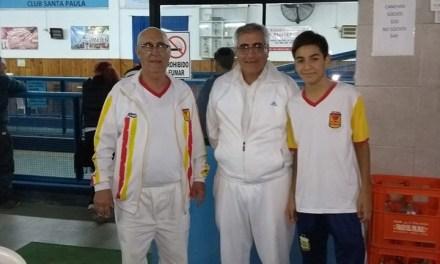 PRIMER TORNEO ESPECIAL DE BOCHAS INDIVIDUAL EN GRAL. CABRERA