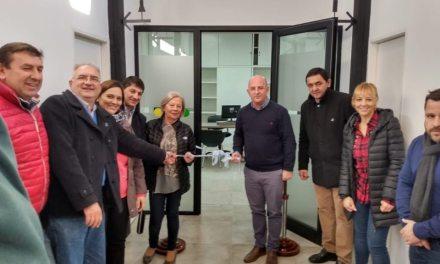 La Municipalidad inauguró nuevas remodelaciones