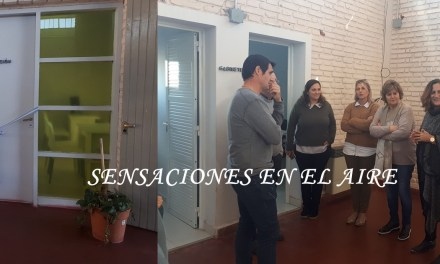 Inauguración de obras en la Escuela José María Paz