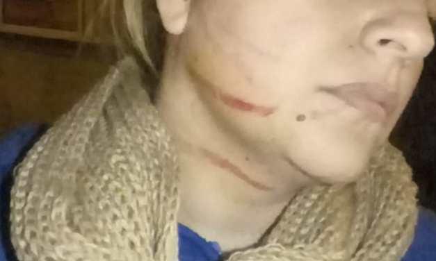 Lili La Bomba Cordobesa estafada y golpeada