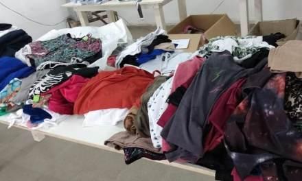 Aprendiendo a Vivir ya comenzó la Feria de ropa y calzados nuevos