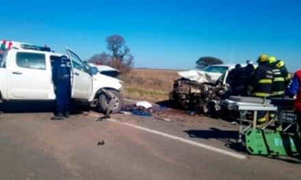El cabrerense Rubén Macagno falleció en un accidente