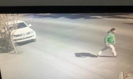 Se viralizaron imágenes de un supuesto robo