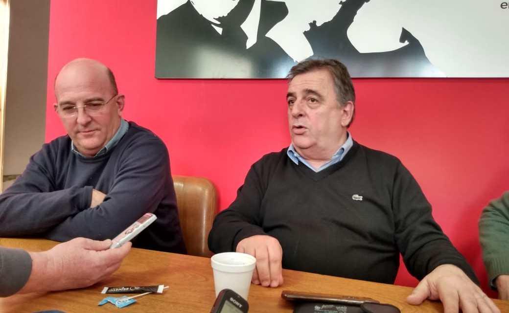 Mario Negri visitó Cabrera y brindó conferencia en el Comité de la UCR