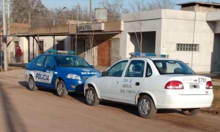 Encuentran sin vida a un masculino en Barrio Argentino