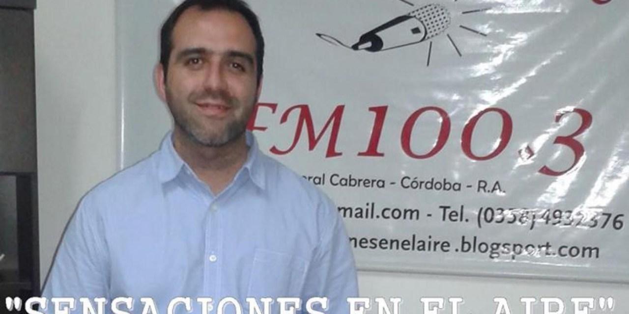 Firma de convenio para el traslado de plásticos de Carnerillo a Río Cuarto