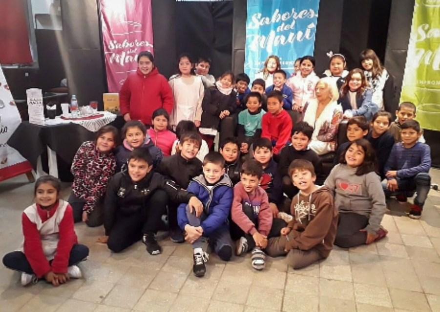 Feria de Ciencias- Crónica de una Noticia- Alumnos de 3° Escuela Fray Pío Bentivoglio