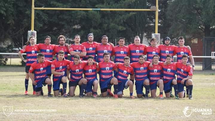 Iguanas Rugby AID  a la final de la Copa de Oro del torneo de emergente