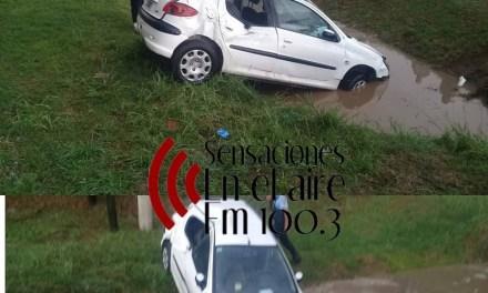 LAS HIGUERAS- DESPISTE DE AUTOMÓVIL.