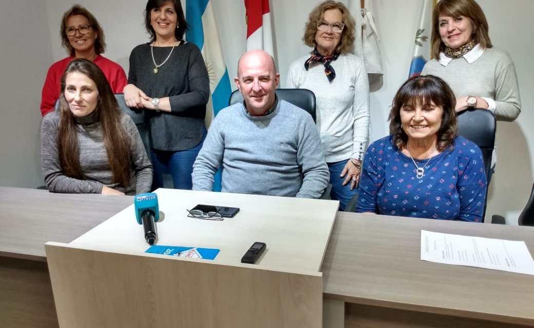 1° encuentro zonal de teatros: «Cabrera dialoga a través del teatro»