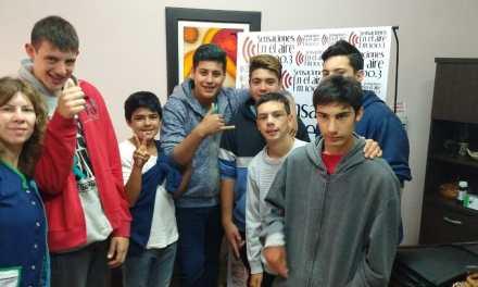Alumnos de la escuela especial visitaron nuestra emisora