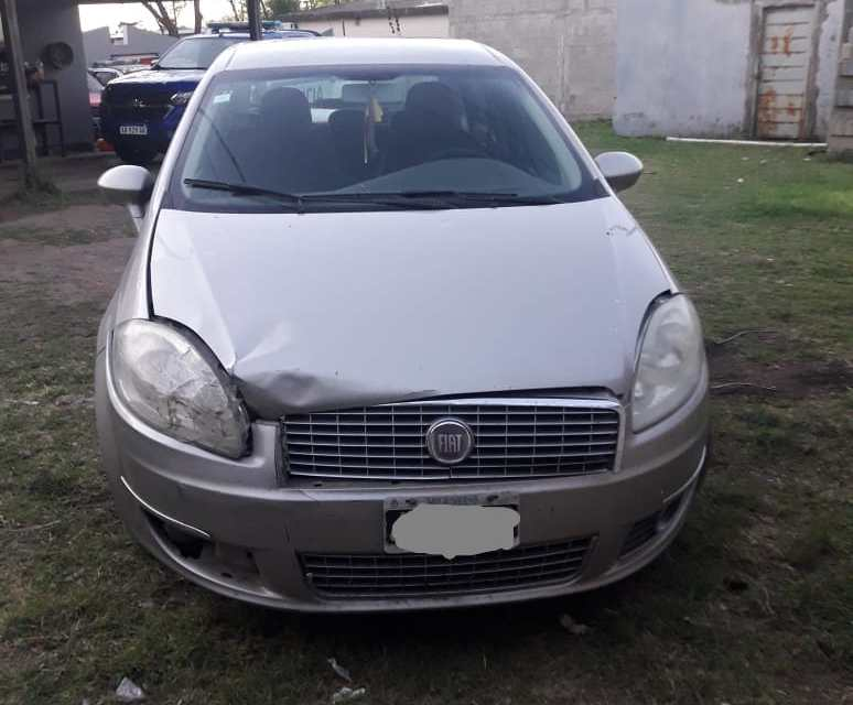 Carnerillo: Grave accidente, un automóvil chocó con un niño