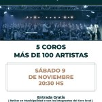 Cantata a los Santos Latinoamericanos en el marco del 132° aniversario de Carnerillo