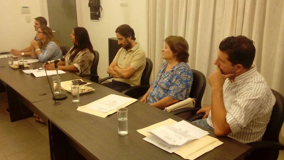 Anoche sesionó el Concejo Deliberante