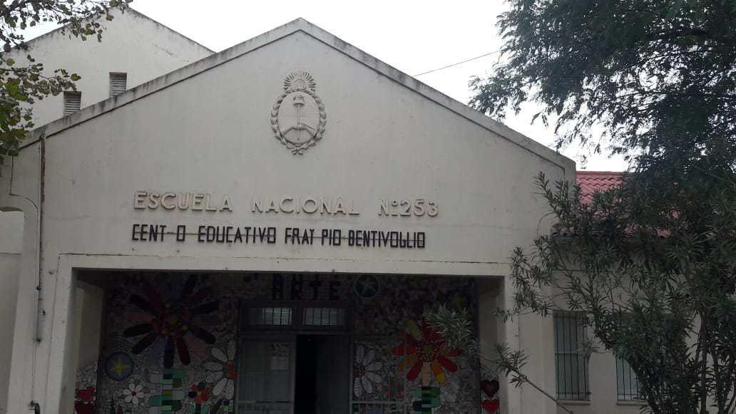 Proyecto de Inter Tribus en la escuela Fray Pío Bentivoglio