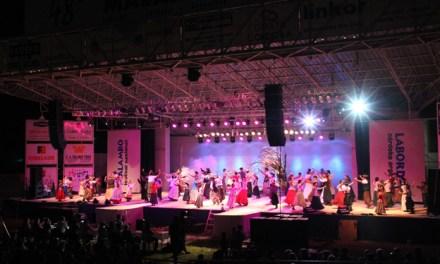 Bailarines de Atahualpa ganaron la Copa General en Laborde