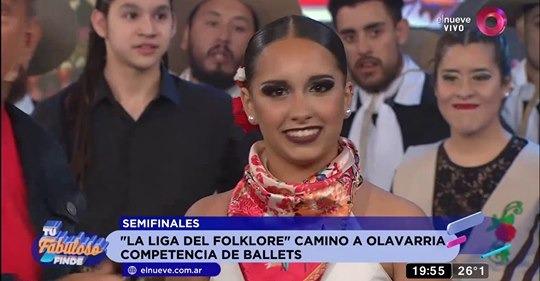 Atahualpa pasó a la final en «Tu fabuloso finde»… además Troveros brinda un nuevo espectáculo en la sede