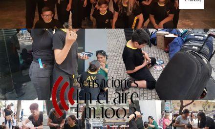 Muestra anual y balance positivo para la Escuela Atahualpa Yupanqui
